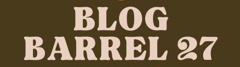 Blog Barrel 27